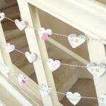 Sweet Birthday Heart Garland - 3 ya..